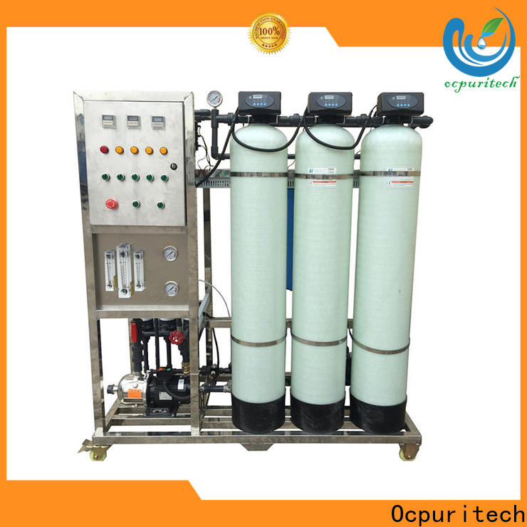 Ocpuritech commercial uf system supplier for seawater