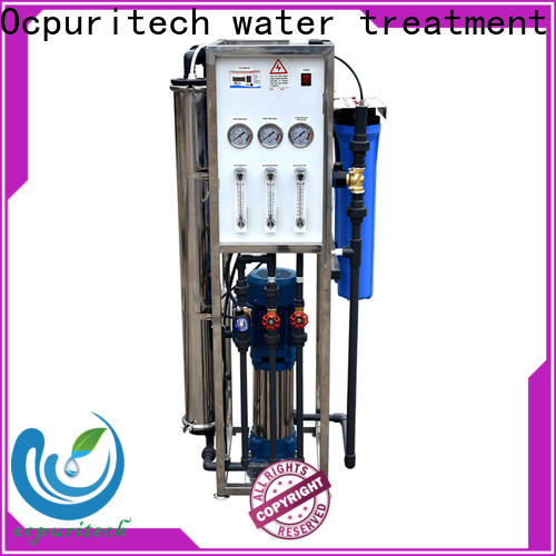 Ocpuritech latest ro water plant supply for seawater