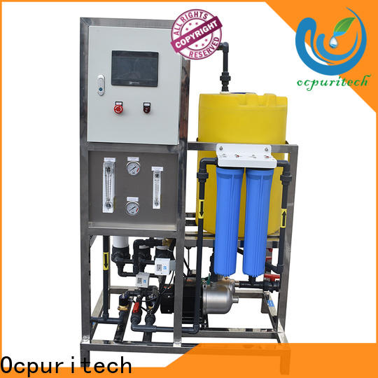 high-quality water treatment systems stainless suppliers for industry