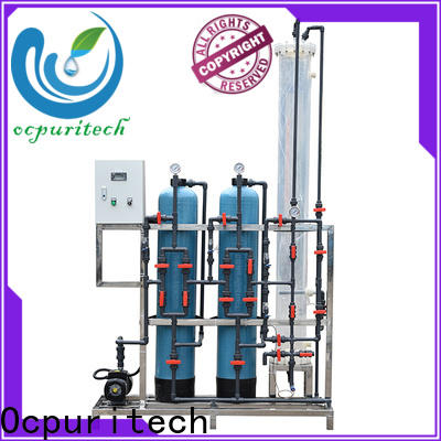 Ocpuritech industrial pure water treatment plant customized for chemical industry
