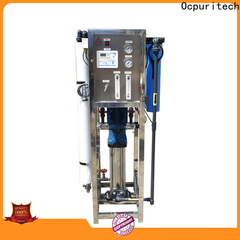 Ocpuritech high-quality osmosis filter supplier for seawater