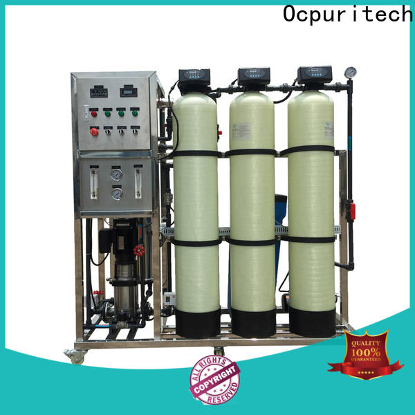 Ocpuritech per reverse osmosis unit wholesale for food industry