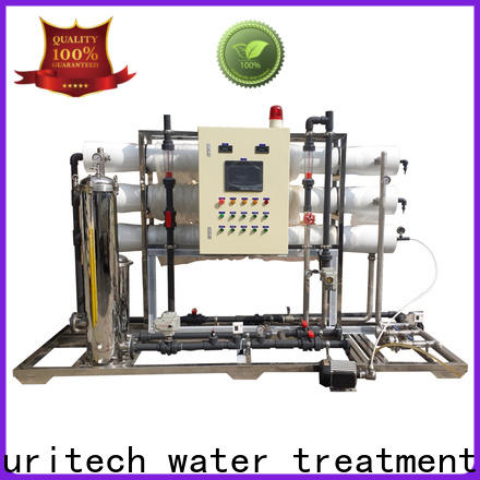 Ocpuritech popular ro water plant price supply for food industry