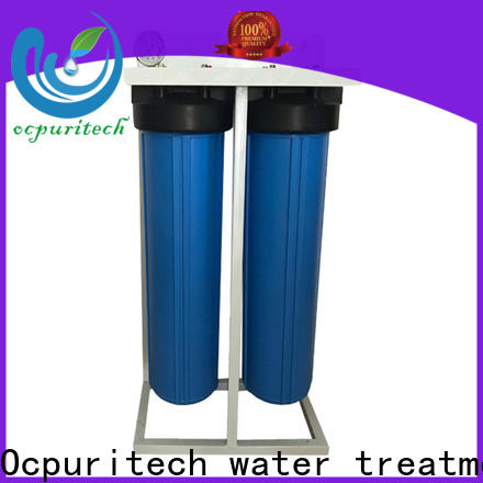 Ocpuritech pretreatment water filter manufacturers factory for agriculture