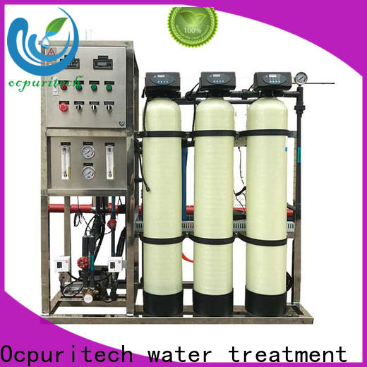 Ocpuritech best ro water plant price supply for seawater