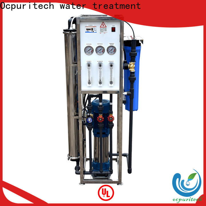 new reverse osmosis drinking water system 250lph factory price for food industry