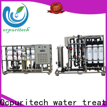 Ocpuritech 500lph ultra filtration system manufacturers for agriculture