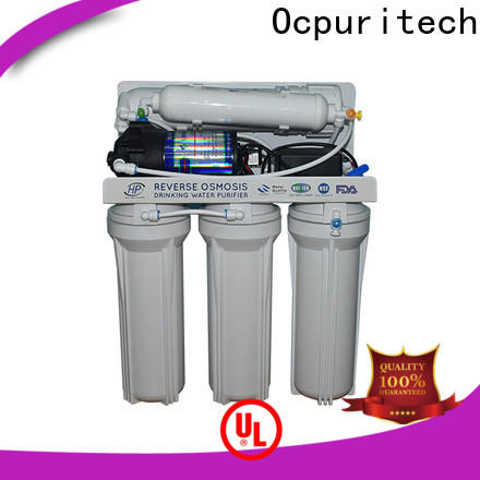 Ocpuritech commercial ro filter from China for chemical industry