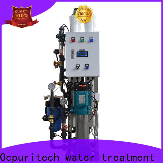 best water purification unit disinfection company for chemical industry