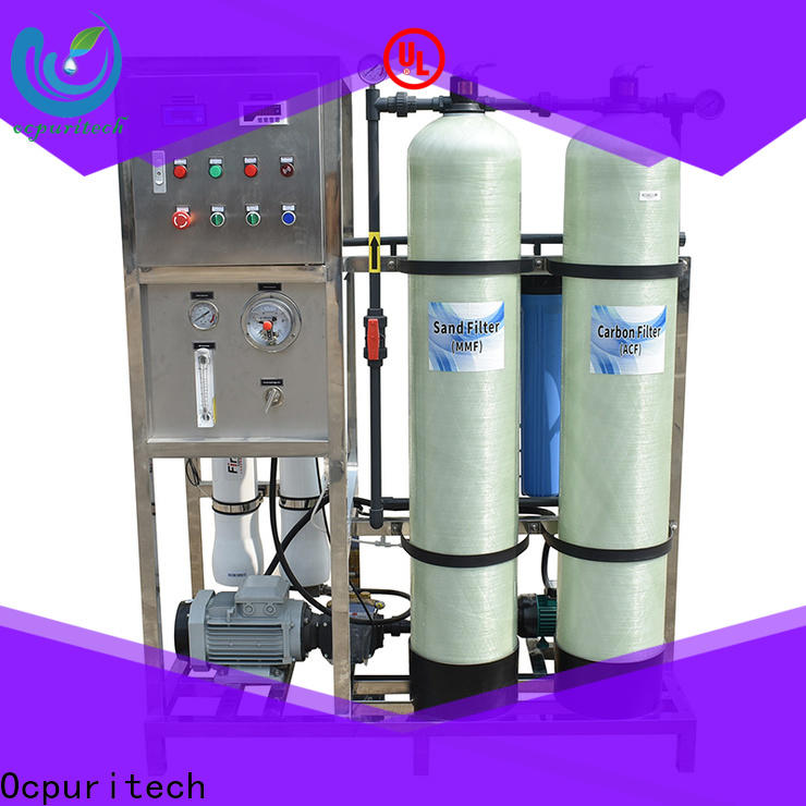 Ocpuritech hot selling water purification unit directly sale for industry