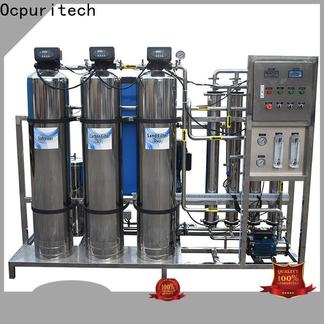 Ocpuritech high-quality water treatment companies supply for seawater