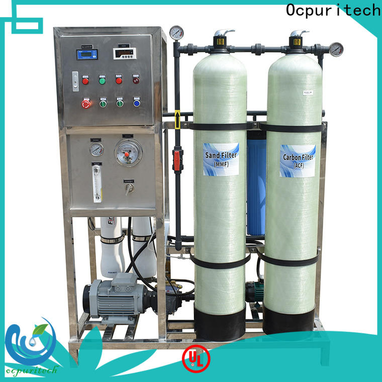 Ocpuritech water seawater desalination directly sale for industry