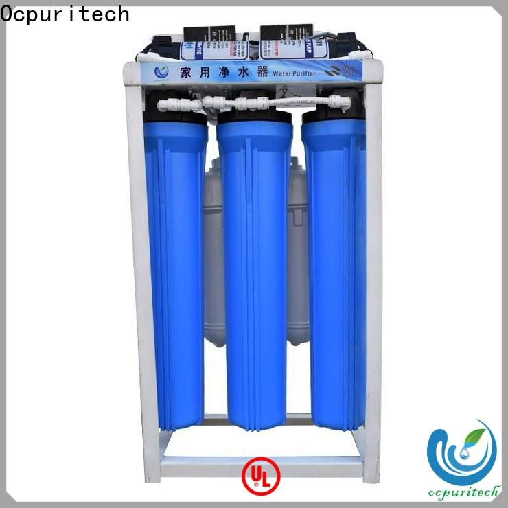 Ocpuritech commercial commercial reverse osmosis supplier for agriculture