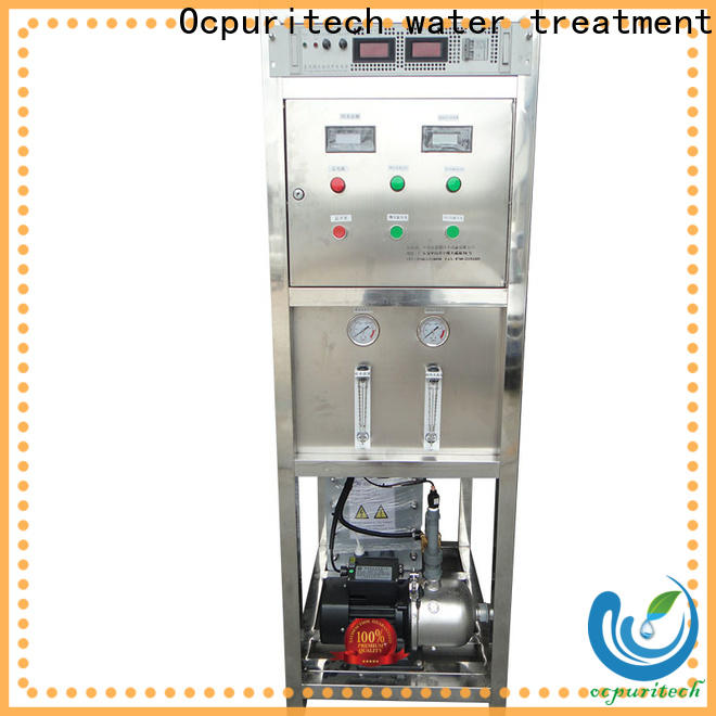 Ocpuritech hot selling electrodeionization water treatment for business for food industry