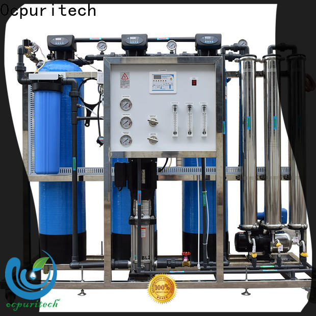 Ocpuritech new reverse osmosis machine suppliers for agriculture