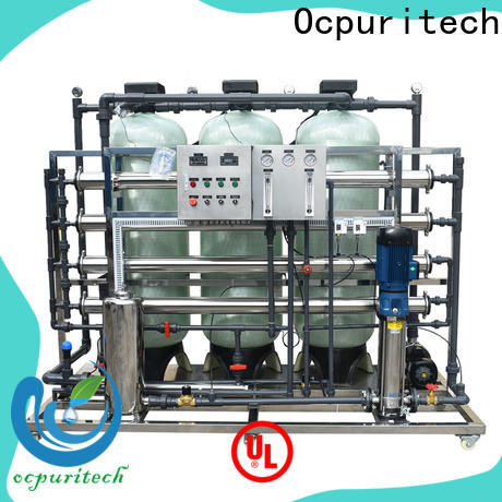 Ocpuritech gpd reverse osmosis drinking water system factory price for seawater