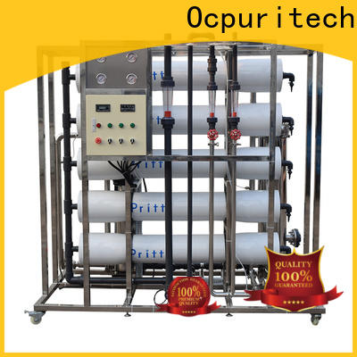 Ocpuritech 2000lph osmosis system suppliers for seawater