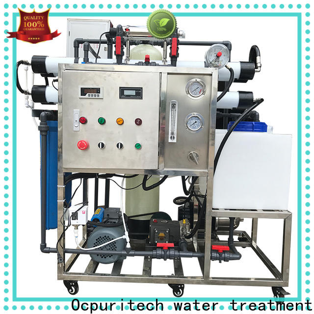 Ocpuritech top water desalination system for business for industry