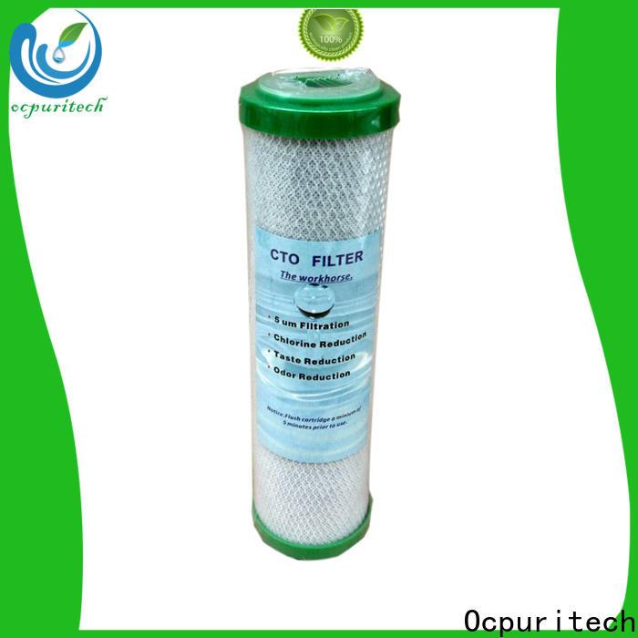 Ocpuritech cartridge water cartridges replacement company for medicine