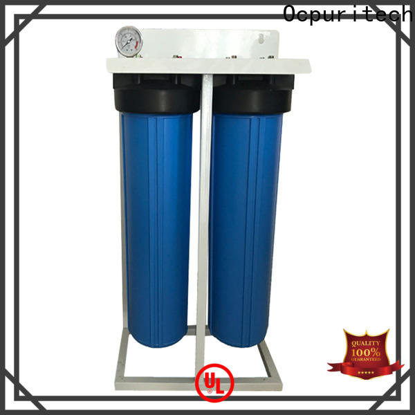 Ocpuritech pretreatment water filtration system suppliers for food industry
