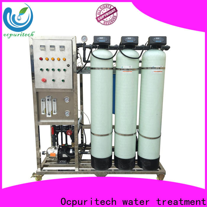 Ocpuritech new ultra filtration system suppliers for seawater