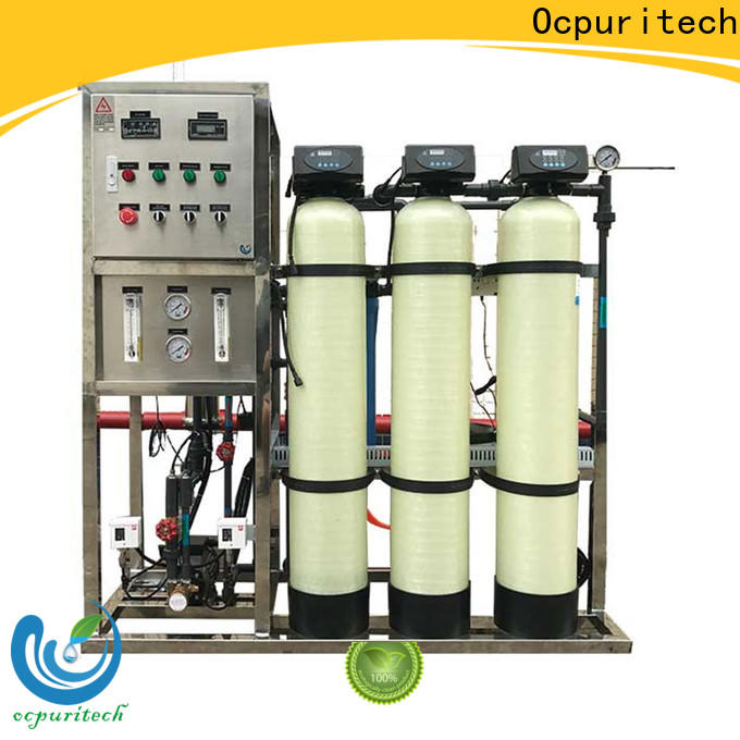 Ocpuritech stable reverse osmosis unit company for seawater