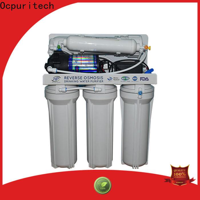 Ocpuritech practical ro filter factory for industry