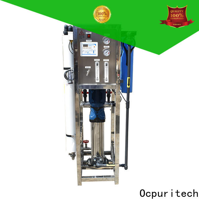 high-quality water treatment systems stainless supply for chemical industry