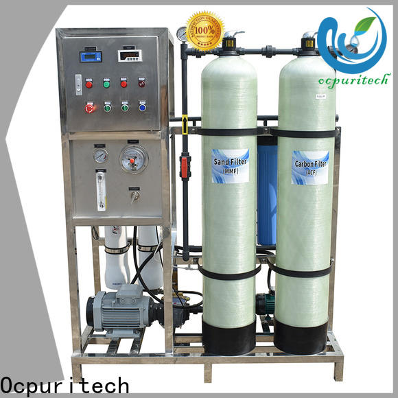 latest water treatment systems desalination supply for industry