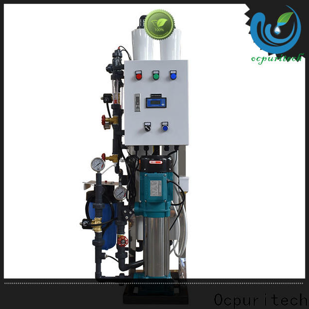 Ocpuritech plant water treatment companies for seawater
