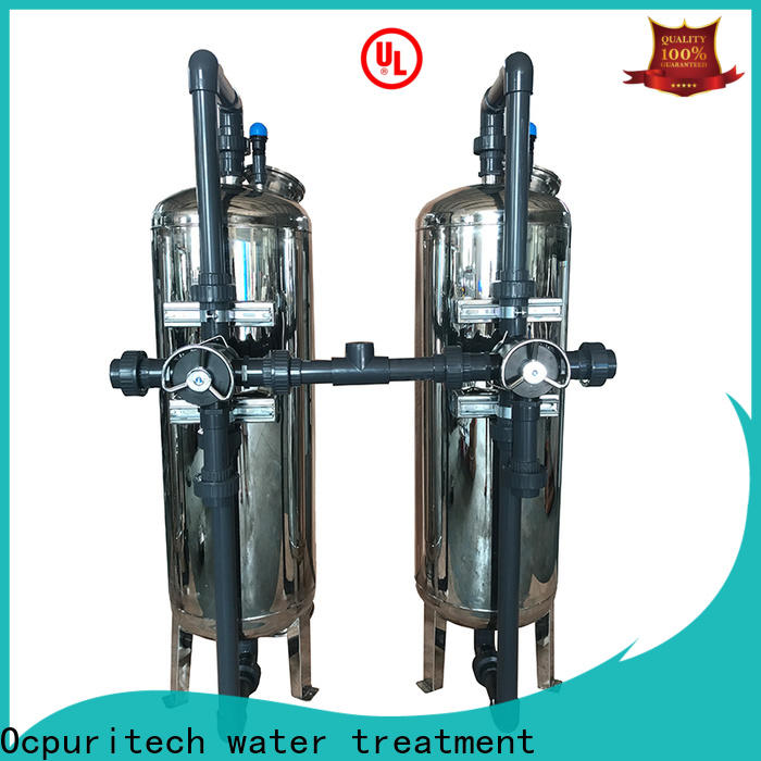 Ocpuritech filter pressure filter manufacturers for household