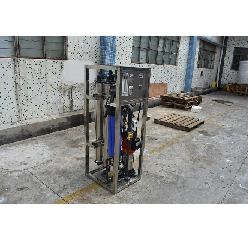 1000lph Commercial Ro Water Treatment Purification System Filter Purifier Well Reverse Osmosis Plant Price Machine