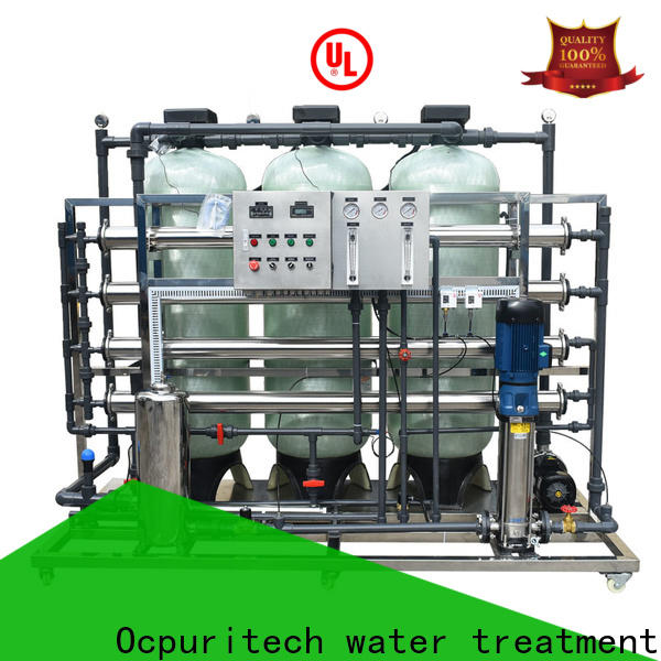 Ocpuritech 1000lph reverse osmosis water filter suppliers for agriculture