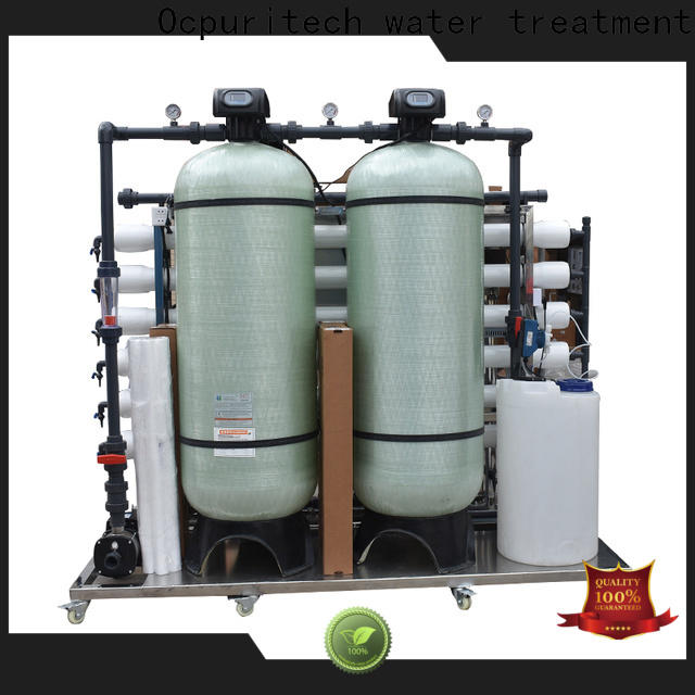 Ocpuritech systems well water filtration system personalized for agriculture