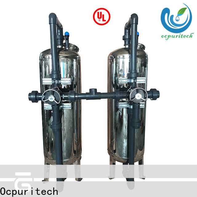 Ocpuritech high-quality sand filter manufacturers for medicine