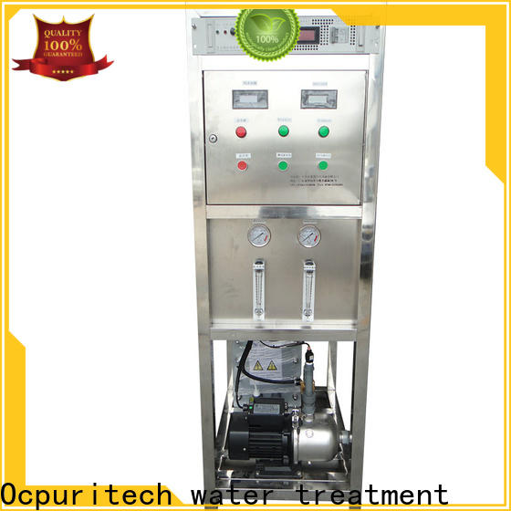 Ocpuritech high-quality electrodeionization water treatment suppliers for seawater