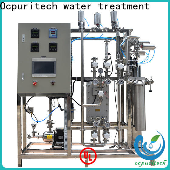 Ocpuritech full electrodeionization water treatment for business for seawater