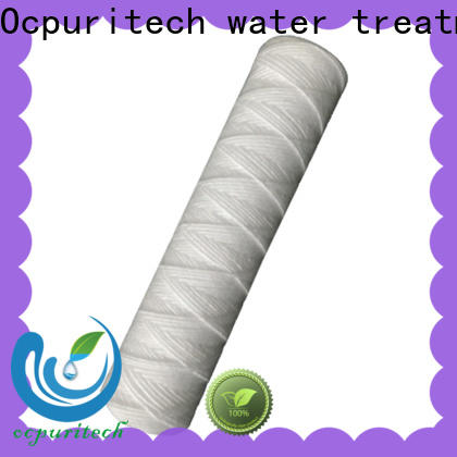 blown pure water filter replacement cartridge cto design for household