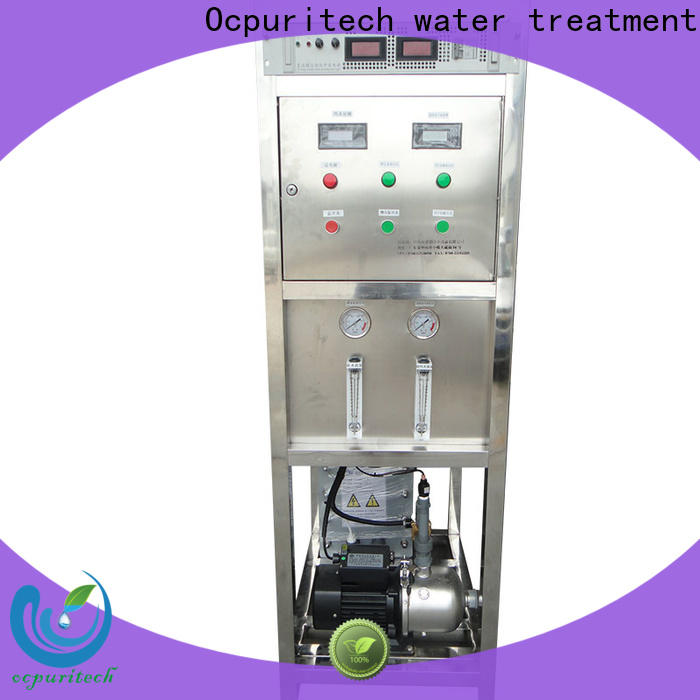 Ocpuritech quality edi system personalized for seawater