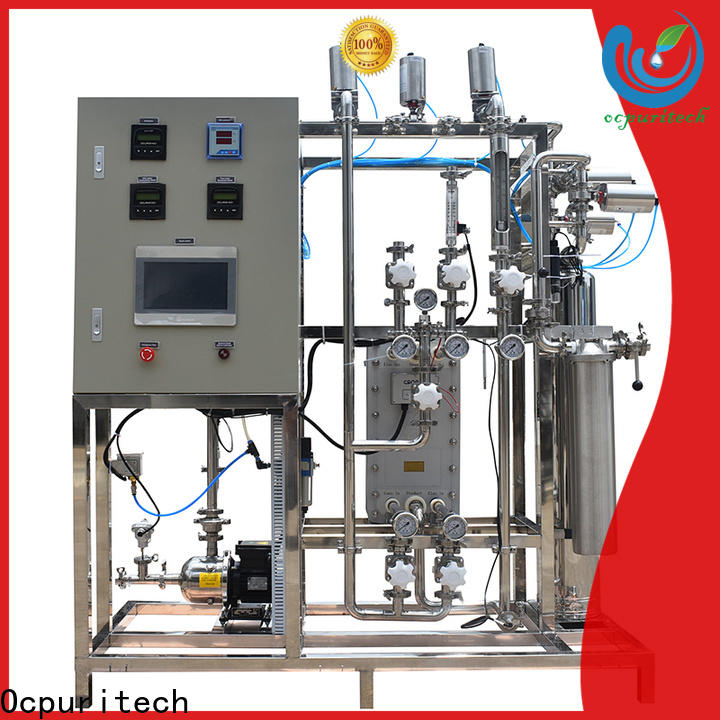 commercial electrodeionization electrical supply for food industry