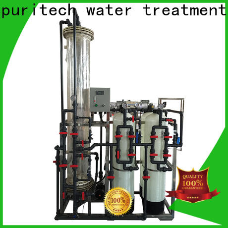 Ocpuritech high-quality deionized water system factory for household
