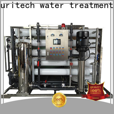 Ocpuritech stable reverse osmosis unit factory for food industry