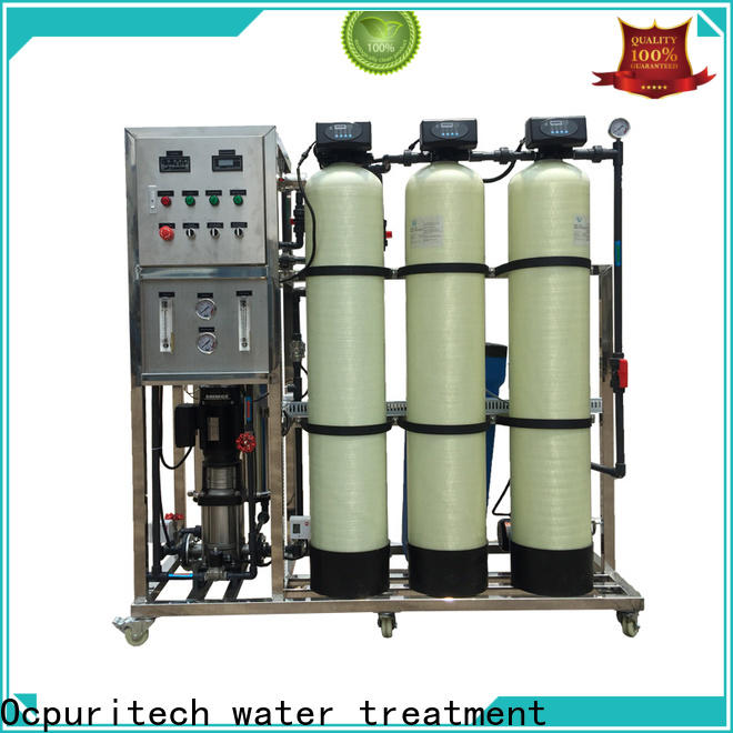 Ocpuritech top ro system price for food industry