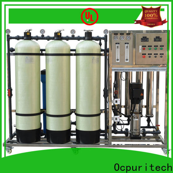 Ocpuritech industrial reverse osmosis water filter for business for food industry