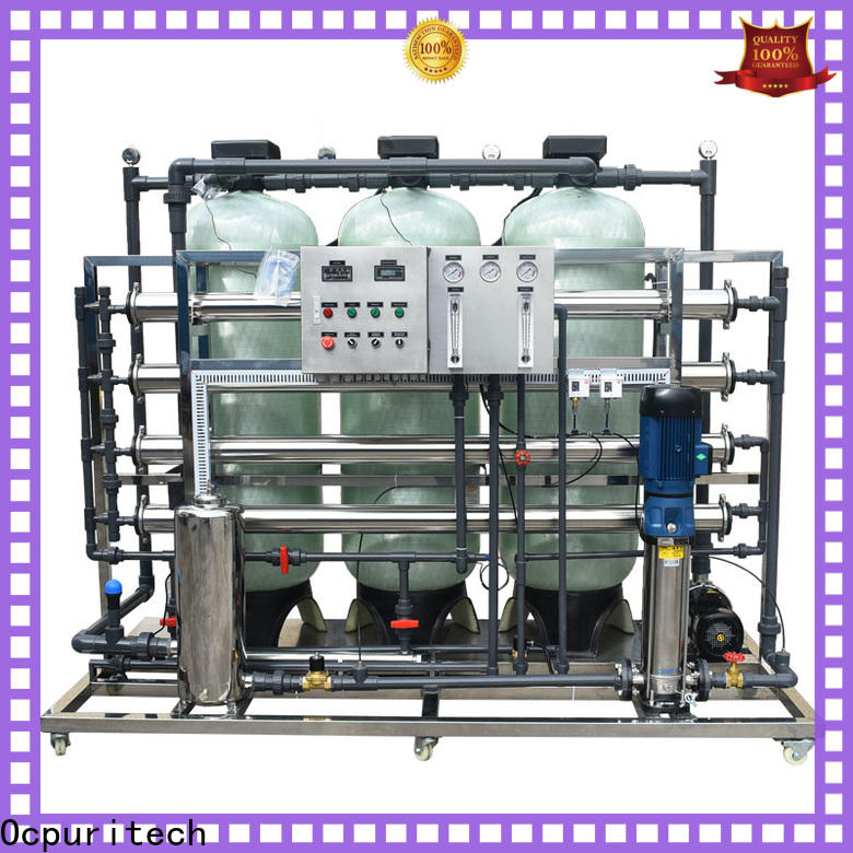durable water treatment companies purifier personalized for food industry