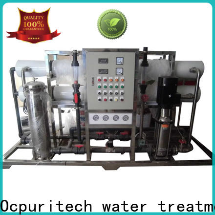 Ocpuritech plant ro system price for seawater