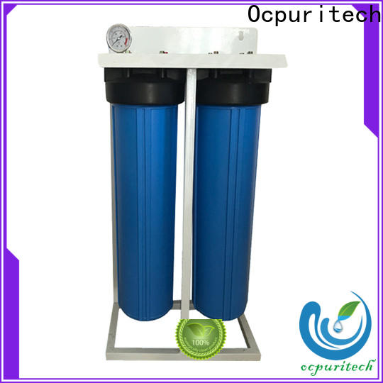 industrial water filter manufacturers 2stage company for food industry