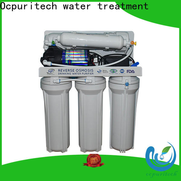 top ro purifier 75gpd factory for chemical industry