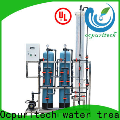 Ocpuritech quality deionized water filtration system with good price for household