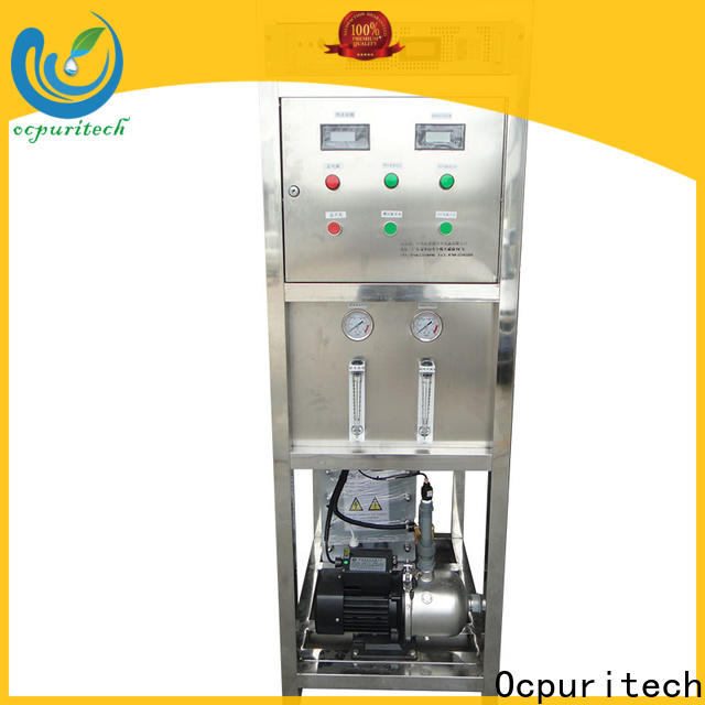 Ocpuritech quality electrodeionization company for seawater